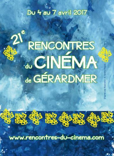 affiche 21e Rencontres du Cinéma de Gérardmer
