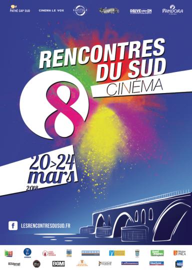 affiche Voyage au cœur d'une rencontre cinéma en Avignon