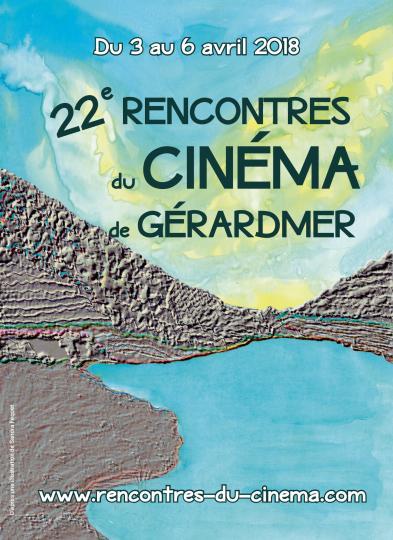 affiche 22 Rencontre Cinéma de Gérardmer 2018
