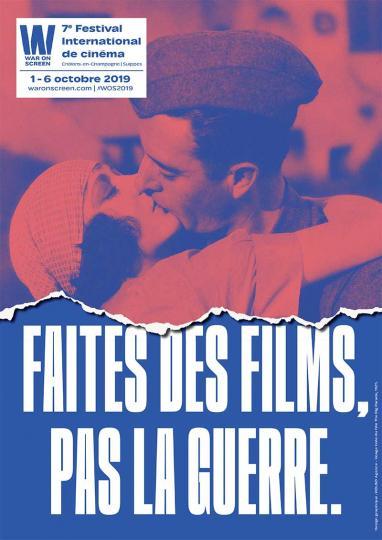 affiche War On Screen Compétitions longs -métrages