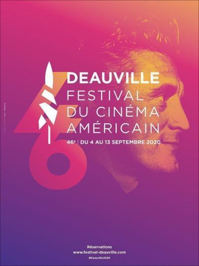 affiche 46e Festival du cinéma américain de Deauville