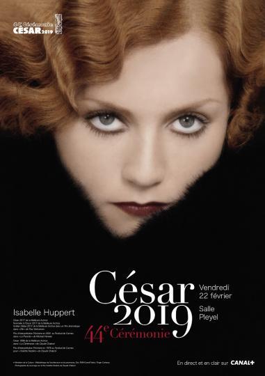 affiche César 2019
