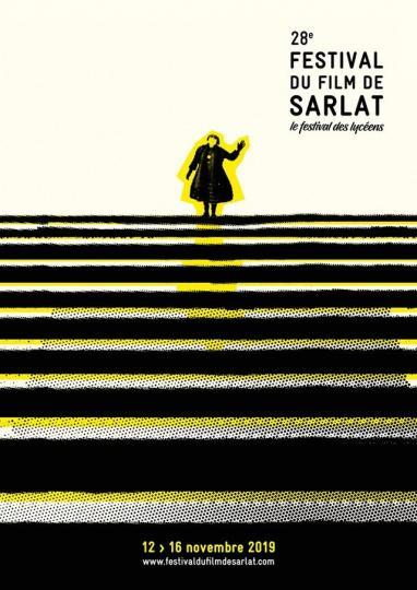 affiche 28 Festival du cinéma de Sarlat