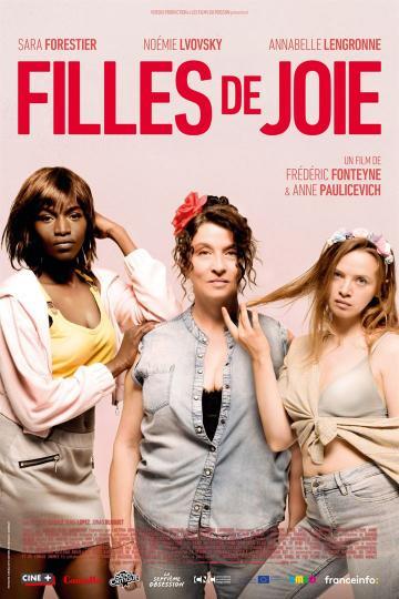 affiche Avant-première « Filles de Joie »
