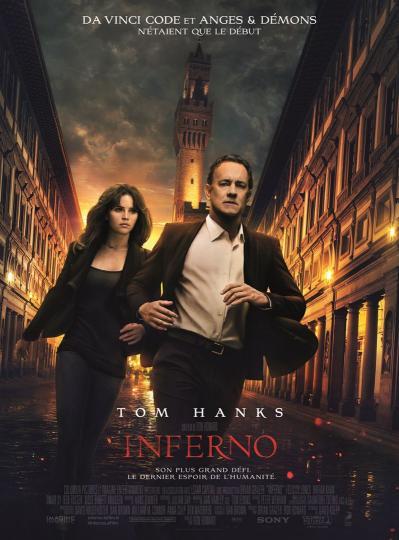 affiche Conférence de presse Inferno