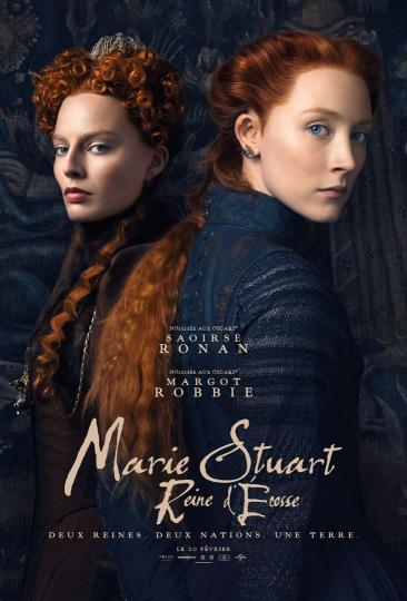 affiche Mary Stuart VS La Favorite