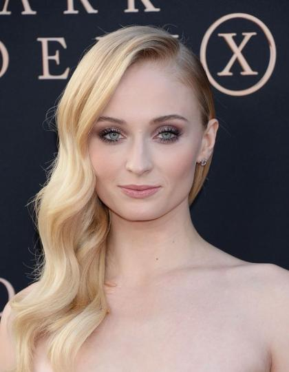 affiche Nouvel Hollywood Sophie Turner