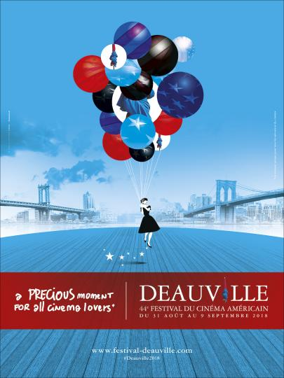 affiche Jury du 44e Festival du cinéma américain