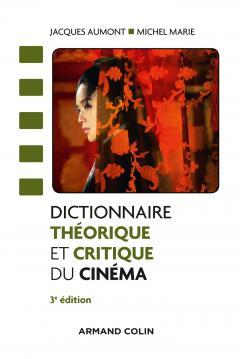 affiche Dictionnaire théorique et critique du cinéma