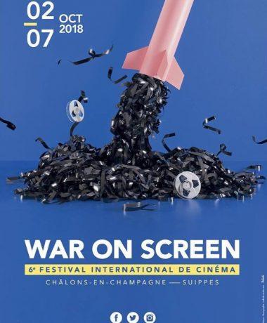affiche War on screen  2018