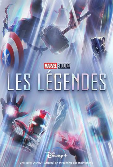 illustration de Sortie Disney Marvel 2021 et plus