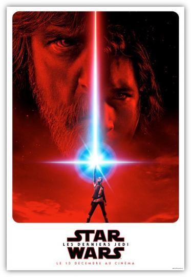 illustration de Star War Les derniers Jedi