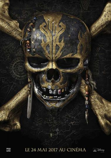 illustration de Pirates des Caraïbes  La vengeance de Salazar