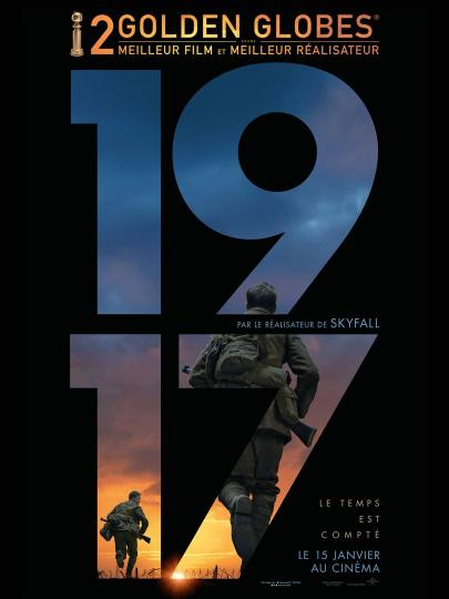 affiche 1917