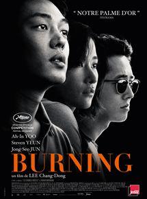 affiche du film Burning