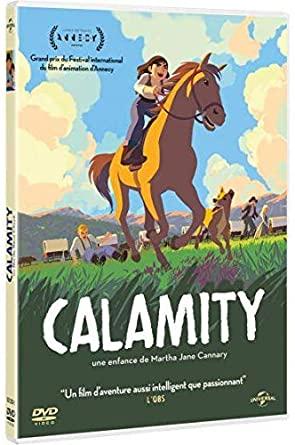 affiche Calamity, une enfance de Martha Jane Cannary