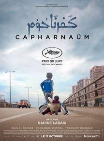 affiche du film Capharnaüm