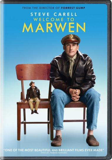 affiche Bienvenue à Marwen