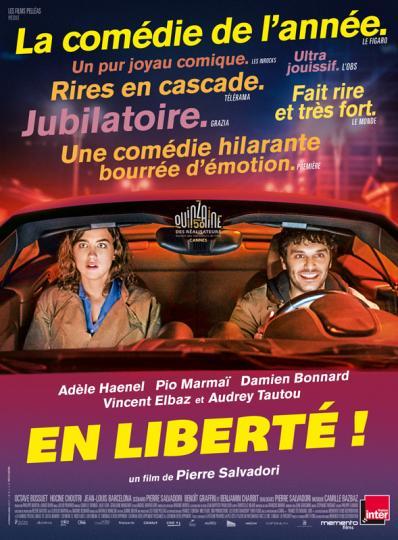 affiche En Liberté !