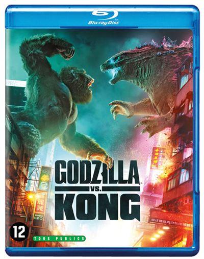 affiche Godzilla vs. Kong