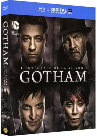 affiche Gotham Saison 1