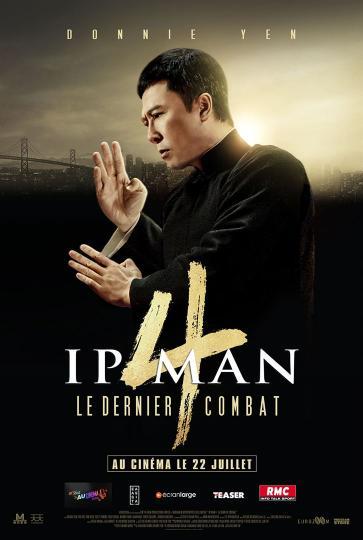 affiche Ip Man 4 le dernier combat