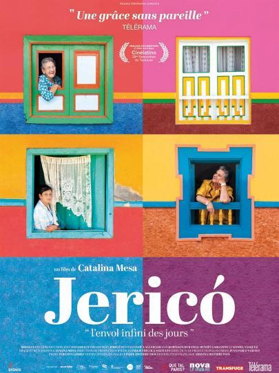 affiche Jericó, le vol infini des jours