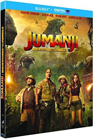 affiche Jumanji - Bienvenue dans la jungle