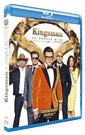 affiche Kingsman - Le Cercle d'or
