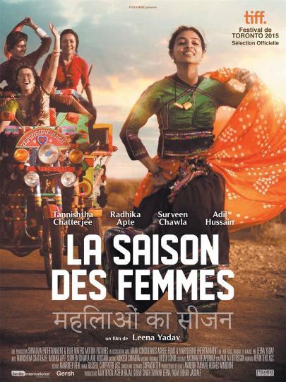 affiche du film La Saison des femmes