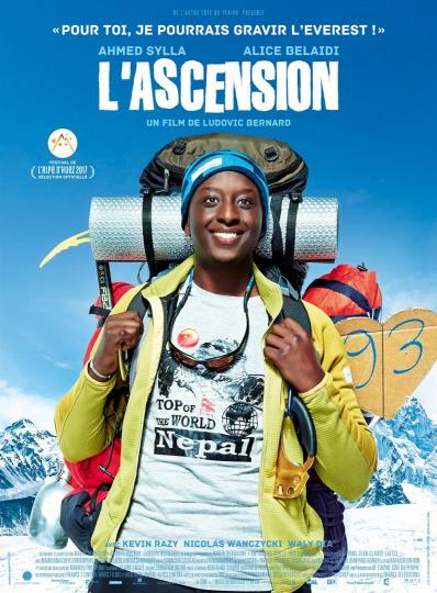 affiche L'Ascension