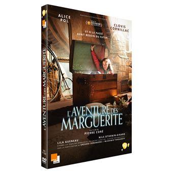 affiche L'Aventure des Marguerite