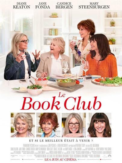 affiche Le Book Club