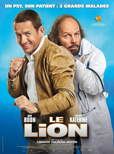 affiche Le Lion