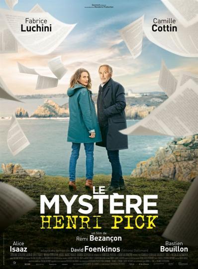 affiche Le mystère Henri Pick