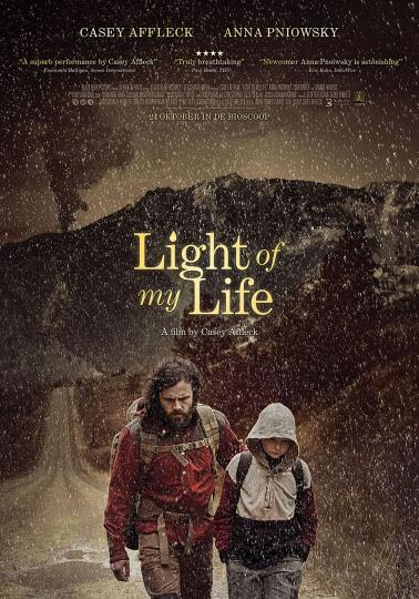 affiche du film Light of my Life