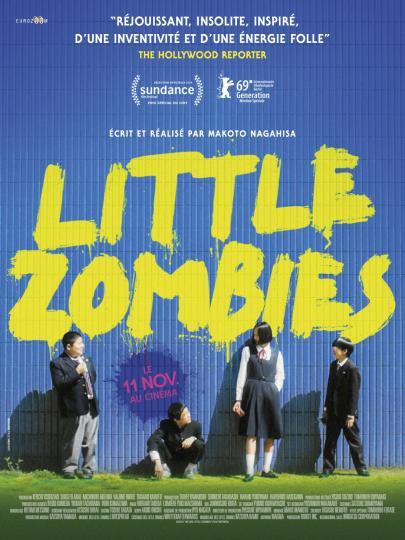 affiche Little Zombies
