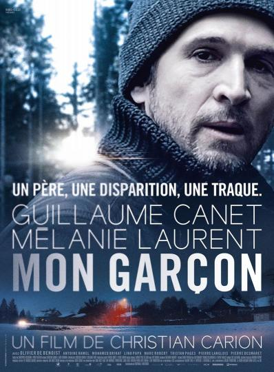 affiche du film Mon Garçon