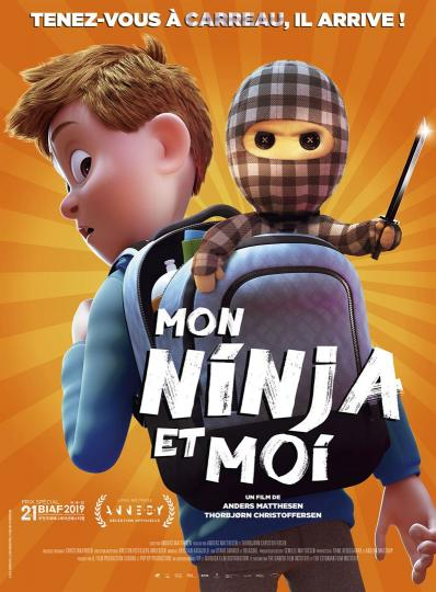 affiche Mon Ninja et moi
