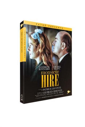 affiche du film Monsieur Hire