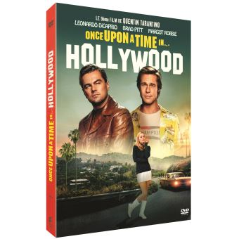 affiche Titre : Once upon a time … In Hollywood