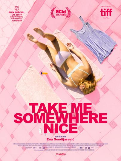 affiche Take me Somewhere Nice