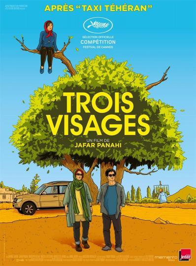 affiche Trois Visages