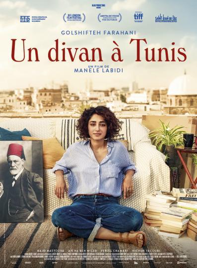 affiche Un divan à Tunis