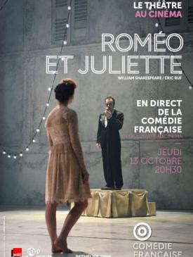 affiche du film ROMÉO ET JULIETTE