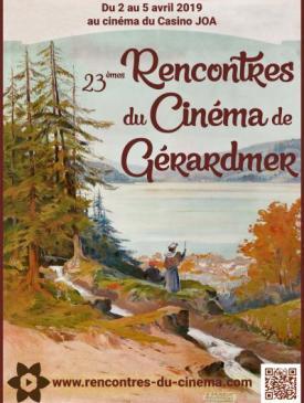 affiche du film 23 Rencontre Cinéma de Gérardmer 2019