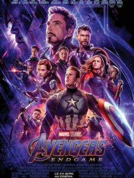 affiche du film Marvel fait son cinéma