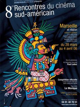 affiche du film Cinéma d'Amérique du Sud