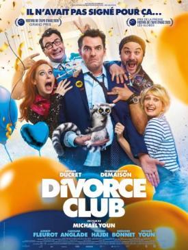affiche du film Avant Première Divorce Club