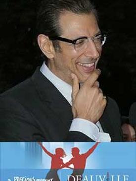 affiche du film Jeff Goldblum hommage